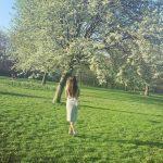 Looking Photos of Actress Sadia Khan in London