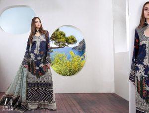 Muzlin Luxury Eid Dresses Look 2019 By Sana Safinaz