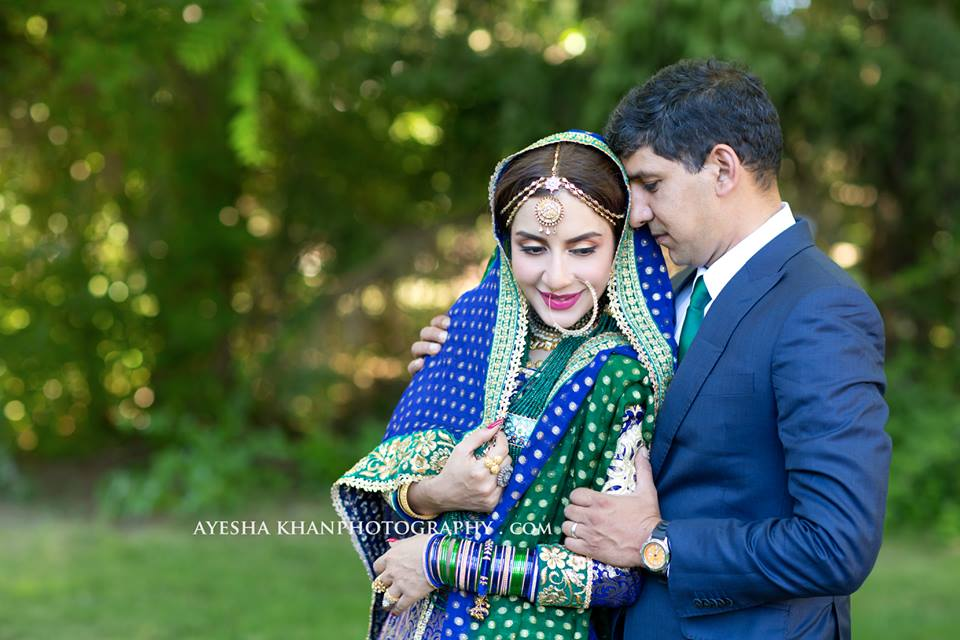Saman Ansari Actress Awesome Wedding Pices 2019