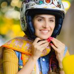 Amazing Photes of Actress Ayeza Khan for Eid Telefilm Vespa Girl