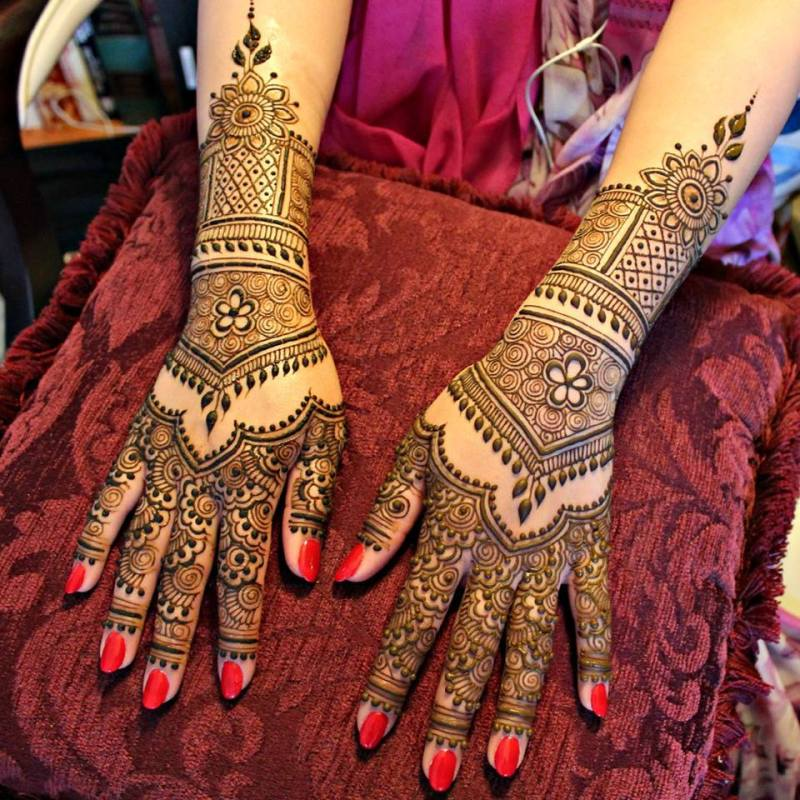 Awesome Eid Arabic Mehndi Styles Beauty Queen 2019