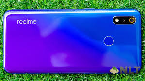 Smartphone Camera with 64MP Realme brand 2019