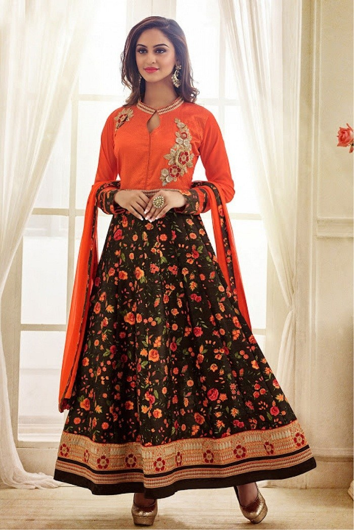 Awesome Party Wear Frocks Famous Designers Look 2019