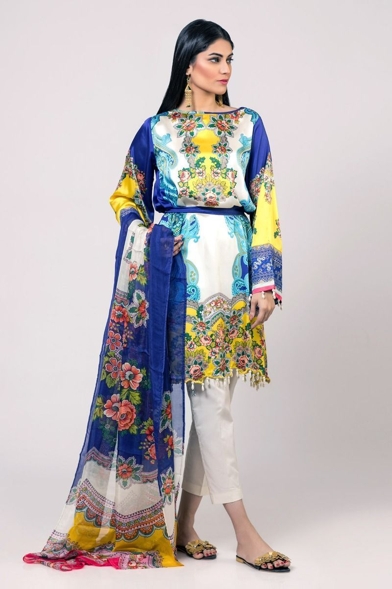 Khaadi Awesome Lawn 2019 Summer Spring Fashion 2019