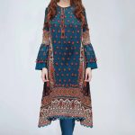 Best Khaadi Linen Unstitched Winter Dresses 2019 Vol-1