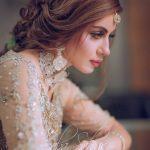 Pakistani Actress Sadia Faisal Bridal Photoshoot 2019