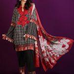 Sana Safinaz Pre Fall Winter Shawl Looking Trend 2020