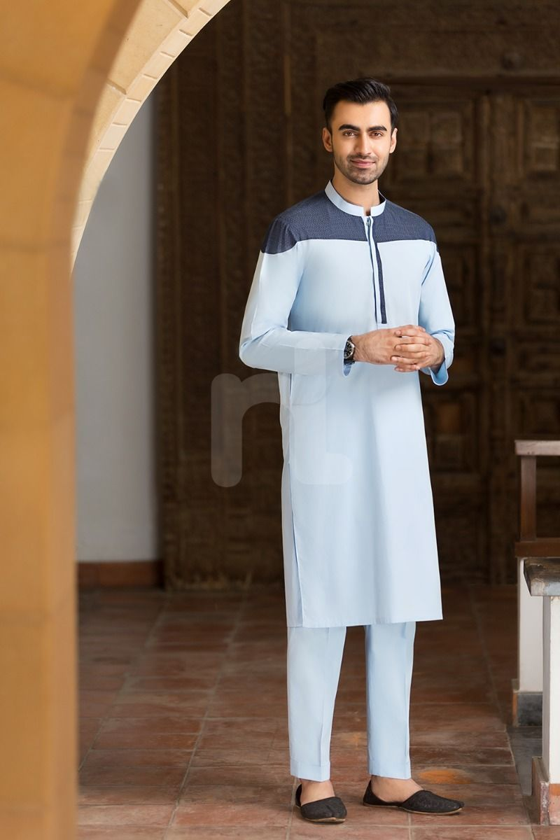 Awesome Nishat Linen Winter Mens Kurta By Naqsha fabric 2020