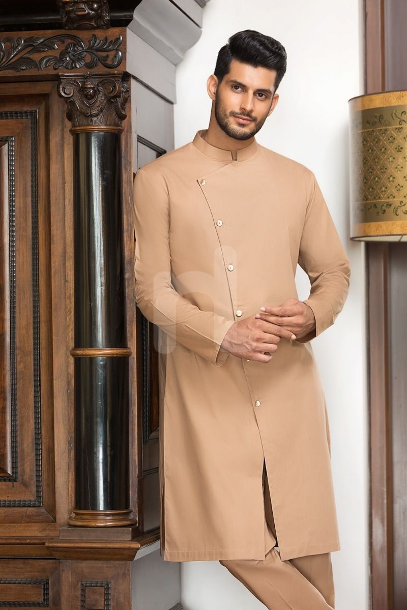 Awesome Nishat Linen Winter Mens Kurta By Naqsha fabric 2020