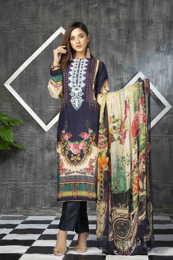 Awesome Resham Ghar Winter Dresses Look 2020
