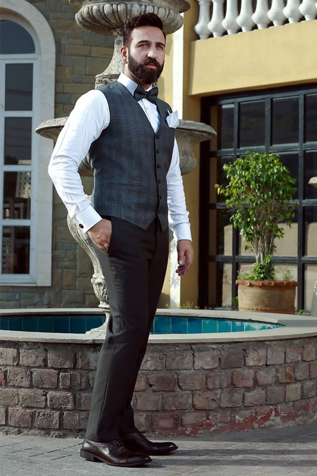 Andre Emilio Mens Wear Winter Luxury Looking Dresses 2020