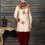 Awesome Dollaha Sherwani Designs 2020 for Men Wedding