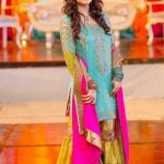 Awesome Mehndi Dresses Look For Pakistani Brides 2020