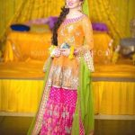 Pakistani Dulhan Charming Dresses Look 2020