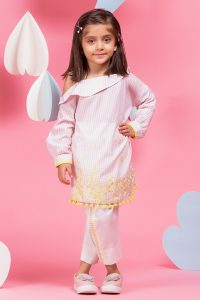 Awesome Alkaram Studio Kids Wear Ideas Kurti 40% Off Price