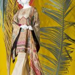 J.Jamshed Unstitched Lawn Collection 2020 Looking Trend