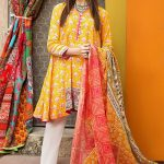 Beautiful Lawn Design Awesome Kurtis for Girls 2020