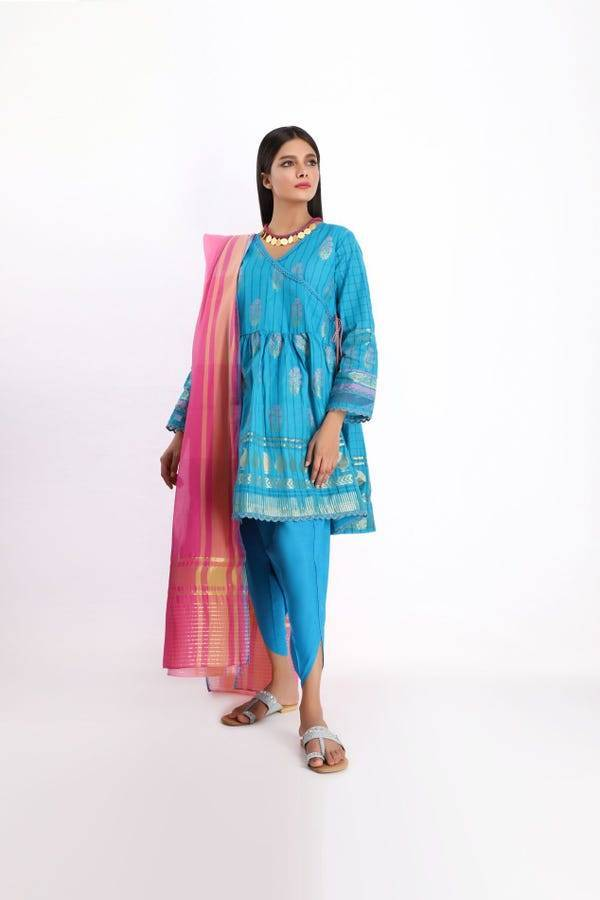 Awesome Festive Ramzan Eid  Collection by Khaadi 2020