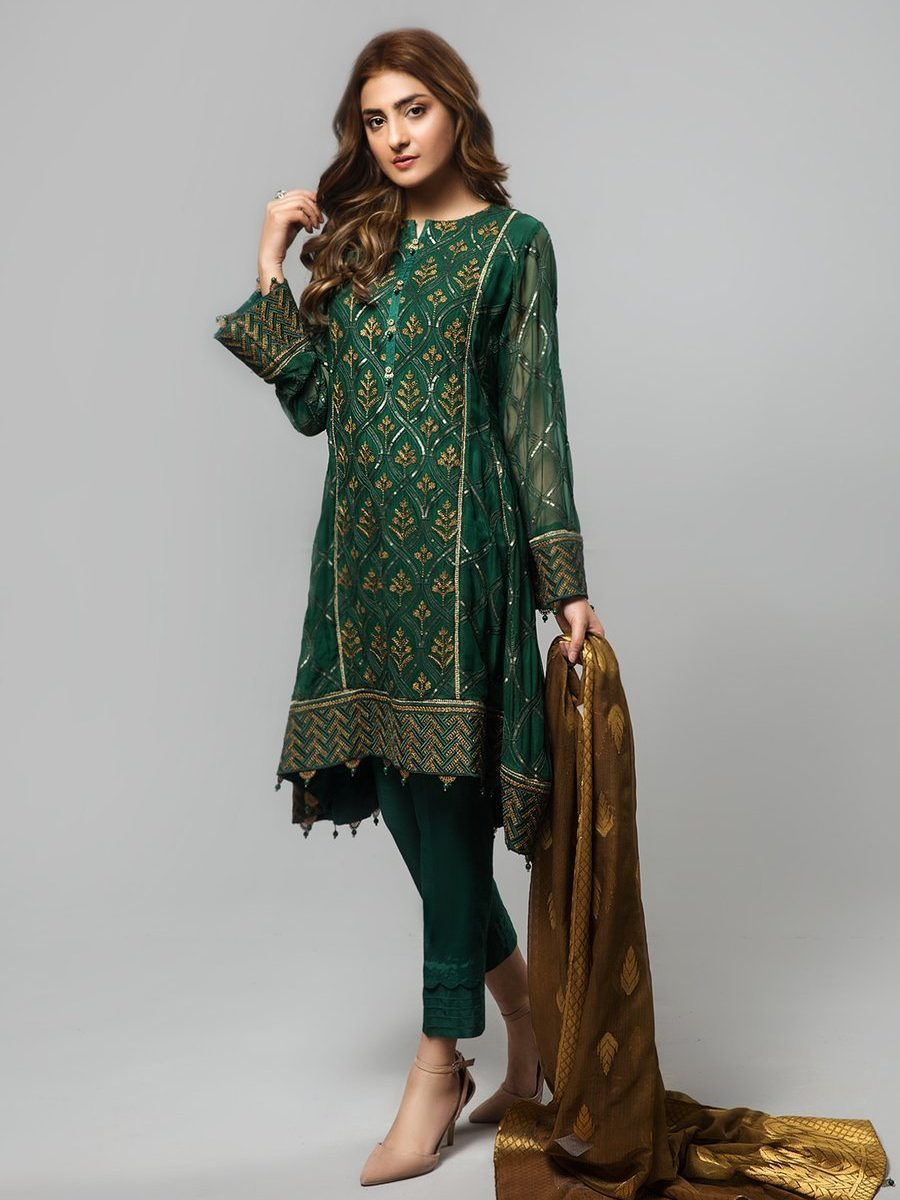 Exclusive Jazmin Eid Lawn Looking Plan Collection 2020