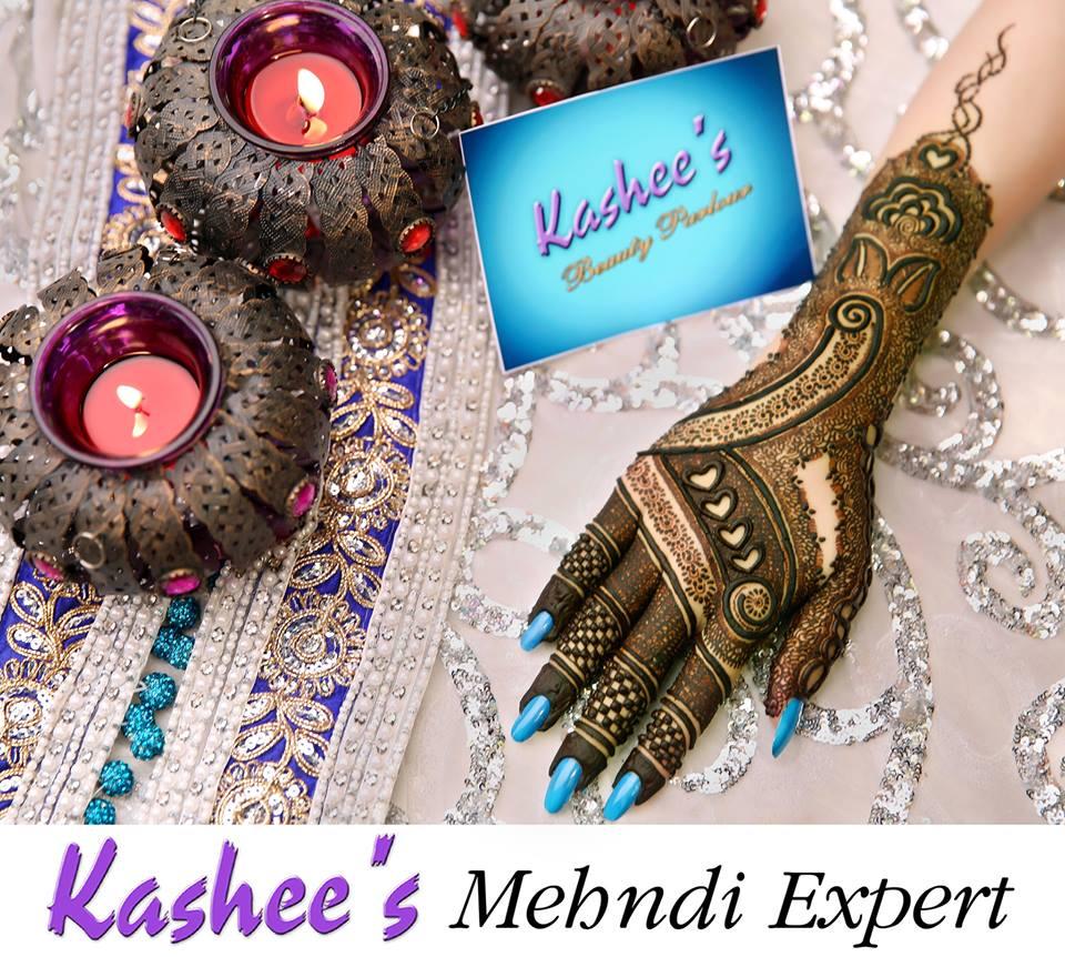 Awesome Kashee's MehandI Looking Designs 2020