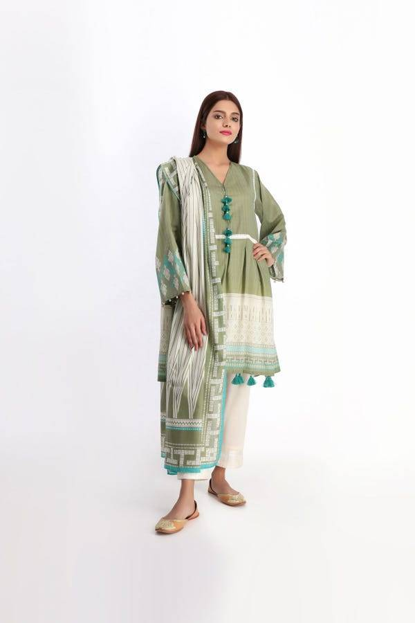 Awesome Khaadi Summer Lawn Style Pret 2020