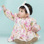 Awesome Ladli Kayseria Kids Suit 2020 Printed Frock 2020