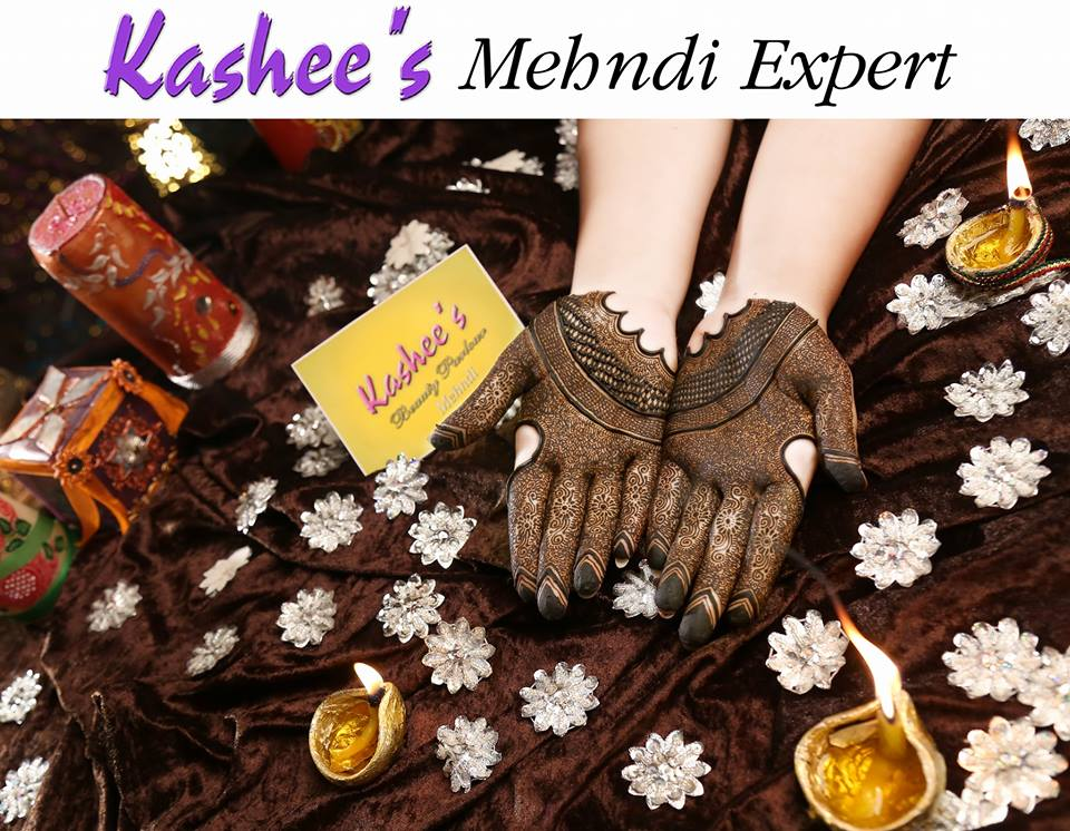 Awesome Kashee's Artist Mehandi Designs Picture 2020