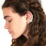 Beautifull Bridel Ear Cuff For Girls Looking Style 2020