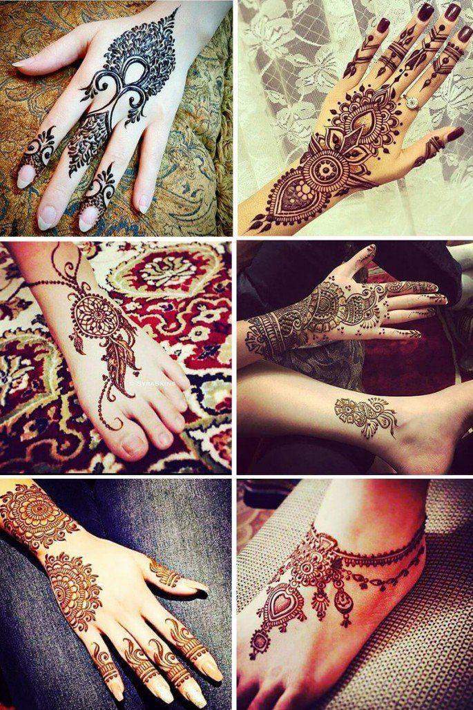 Pakistani Mehndi Designs For Wedding Girls Looking 2020