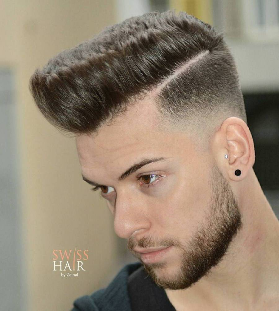 Stylish Hairstyles for Mens Looking Design 2020