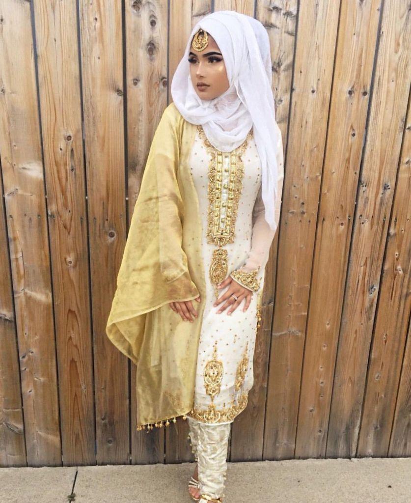 Amazing Style Wear Hijab with Shalwar Kameez 2020
