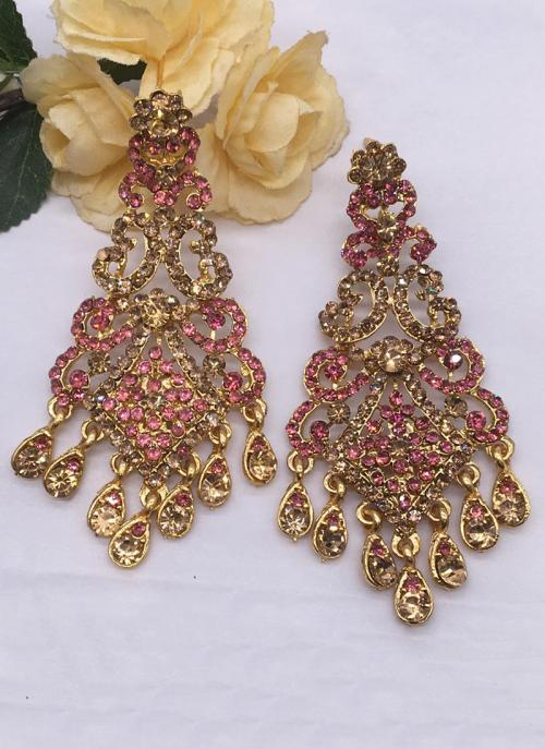Bridel Earrings Designs Preferred By Pakistani Models 2020