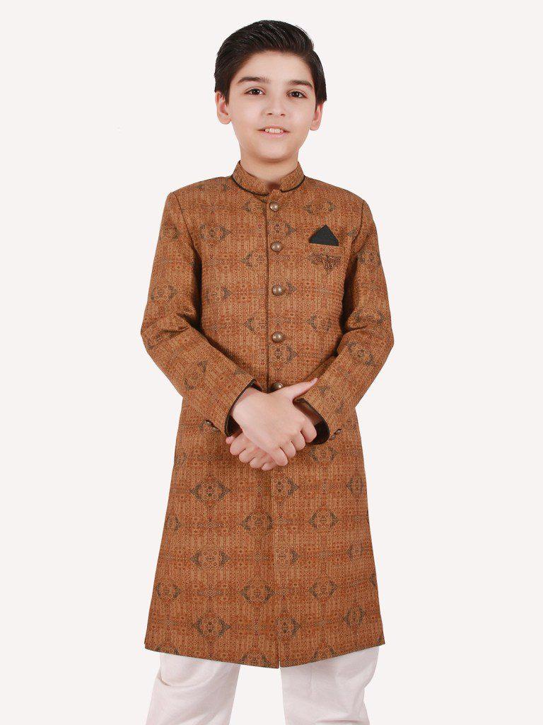 Edenrobe Boys Kurta Designs for Eid Festive 2020