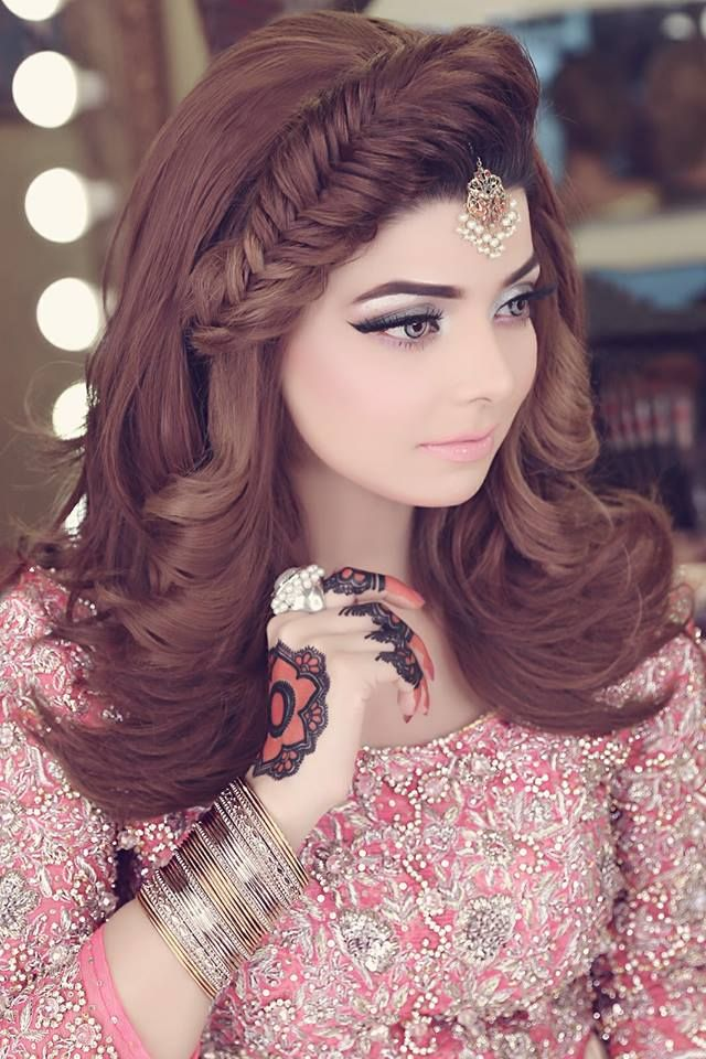 Kashee's Beauty Parlor Bridal Makeup Looking Girls 2020