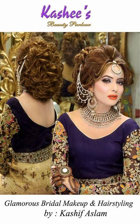 Kashee's Beauty Parlor Bridal Makeup Looking Girls 2020