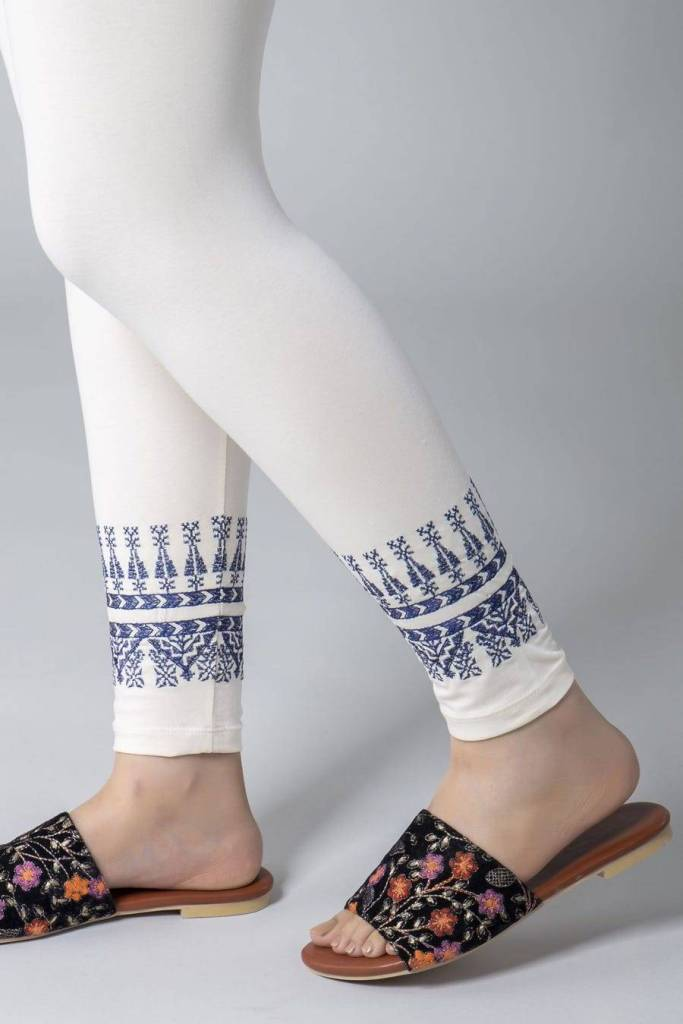 Khaadi Tights & Trouser Designs to Wear with Shirts 2020