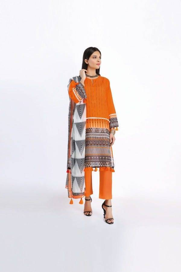 Latest Khaadi Lawn unstitched Dresses For Women 2020