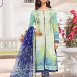 Online Shop New Arrival Unstitched Lawn by Edenrobe 2020