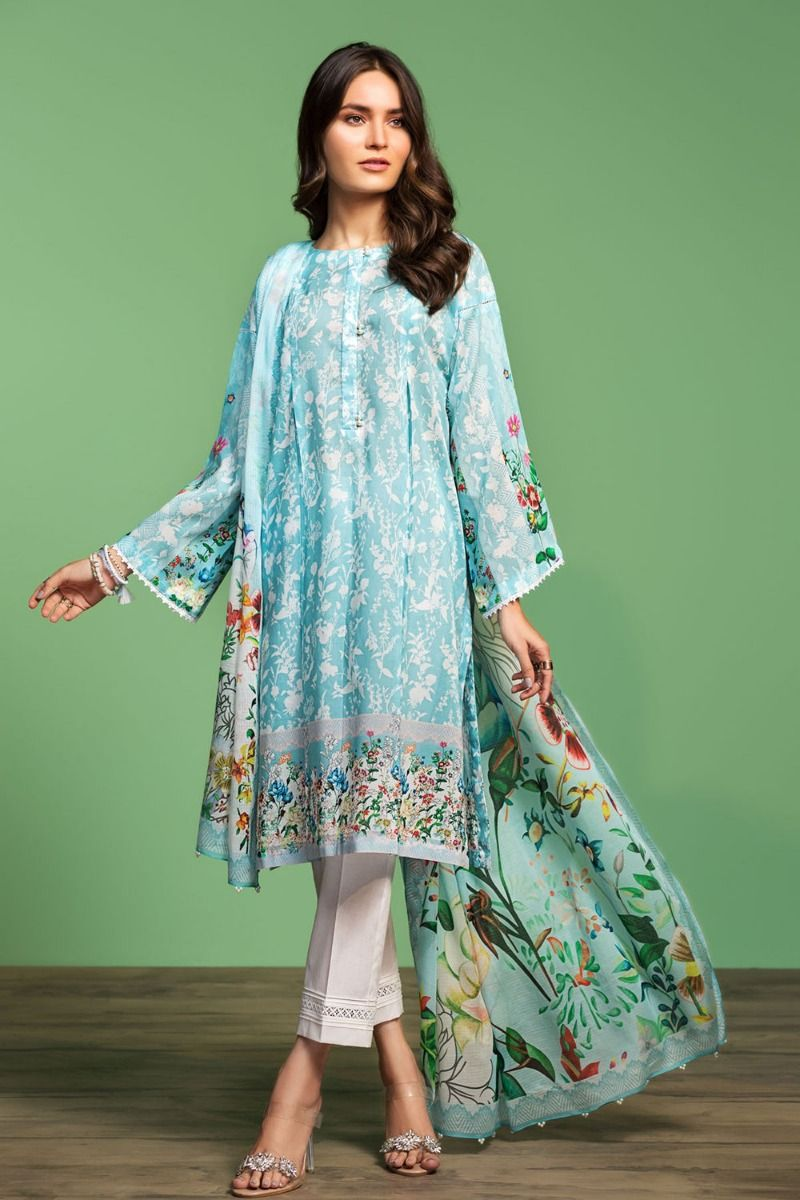 Stylish Prints and Patterns by Nishat Summer Lawn 2020