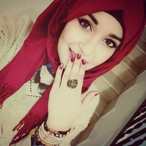Beautiful Hijab And Abaya Styles For Cute Face Girls 2020
