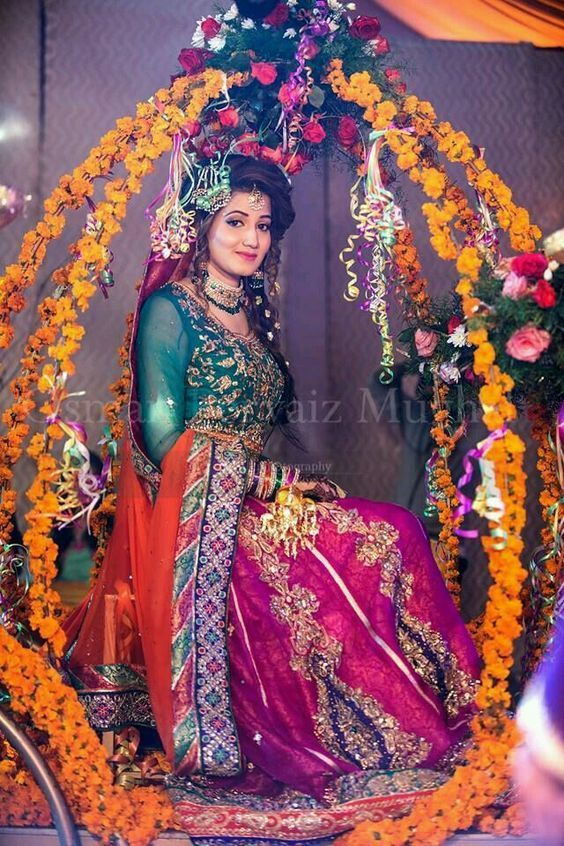 Bridal Wear Mayo Dresses Designs For Girls Looking 2020