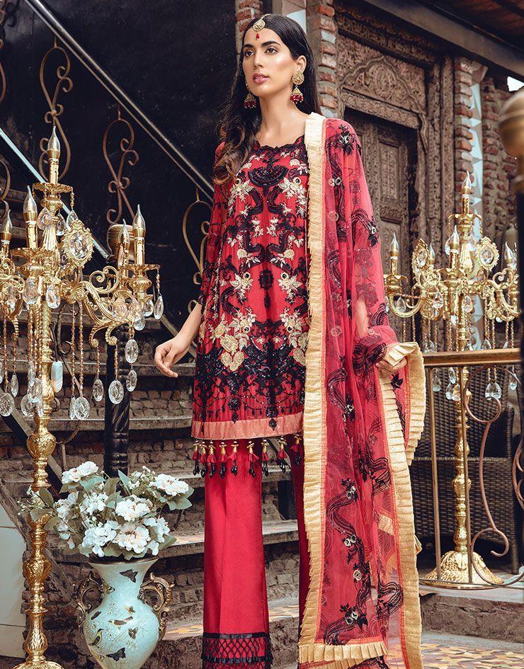 Latest Rang Rasiya Winter Velvet Dresses For Ladies 2020