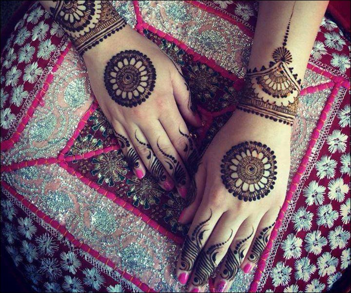 New Mehndi Design For Pakistani Women's 2020