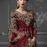 Online Shop Maria B New Bridal Wear Collection 2020