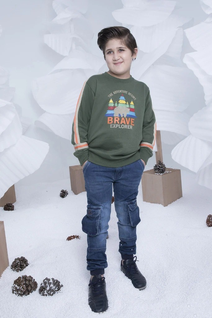 Online Sapphire Winter Collection For Kids Looking 2020-21