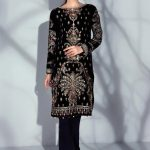 Awesome Gulaal Embroidered Winter Velvet Suit 2020