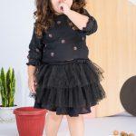 Awesome Kayseria Ladli Kids Wear Winter Style Dresses 2020