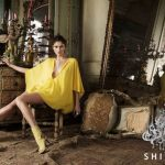 Awesome Shibori Western Wear Dresses Look 2020