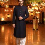 J.Groom Sherwani Designs For Wedding Boys Look 2020