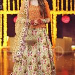 Latest Beautifull Mehndi Dresses For Pakistani Bridles 2020